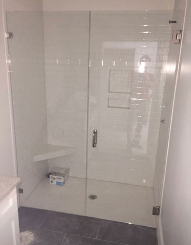 Bathroom Remodel Apex Nc : Glass shower enclosures tile gallery bathroom
