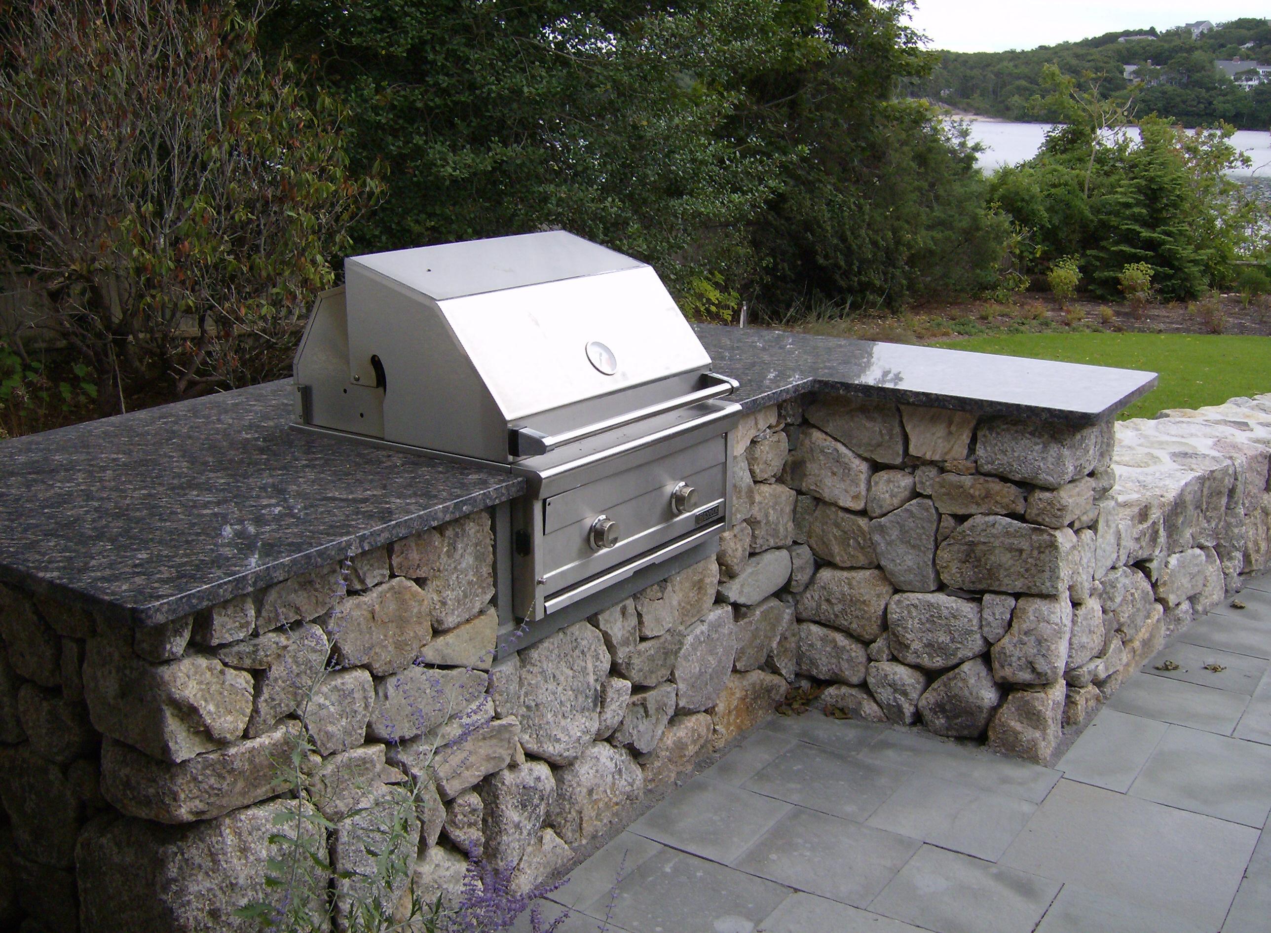 Granite For Outdoor Kitchen Outdoor Granite Countertops