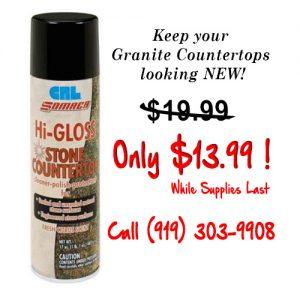 Safe Granite Countertop Cleaner by Showcase Design