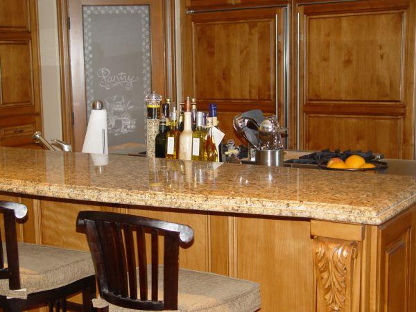 Raleigh Kitchen Granite4