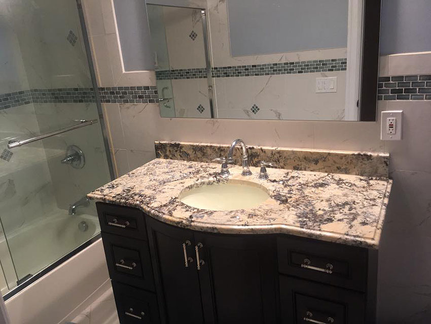 Granite Countertop in Holly Springs NC