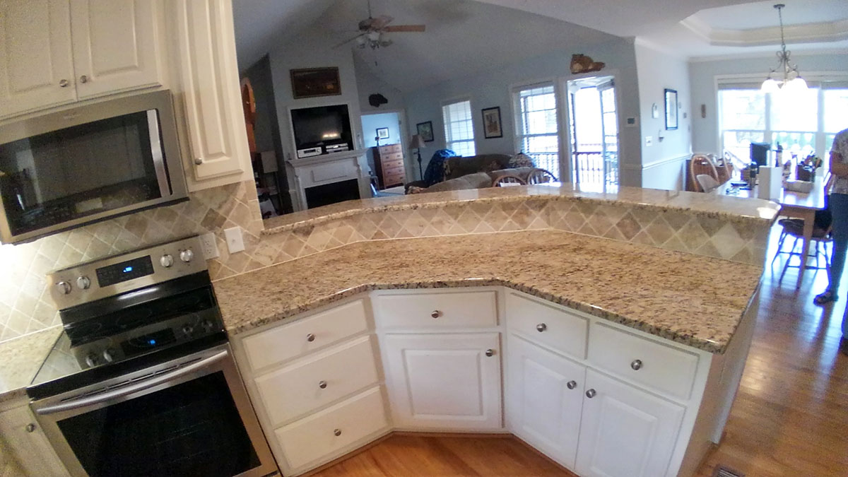 02 24 2018 White Kitchen Remodel Granite Fuquay 1 1200