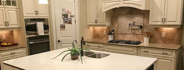 12 13 2017 Cream Kitchen Cabinets Remodel FEATURE